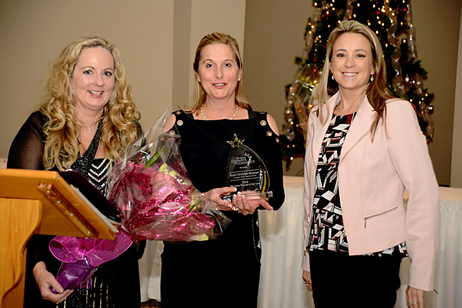 Congrats Karin Bremner - Business woman of the year!