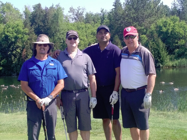 Solstice Annual Golf, 54 Holes